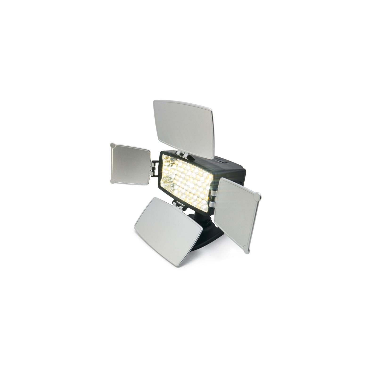 Вспышка EXTRADIGITAL Накамерный свет LED-5028 (LED3207) изображение 3