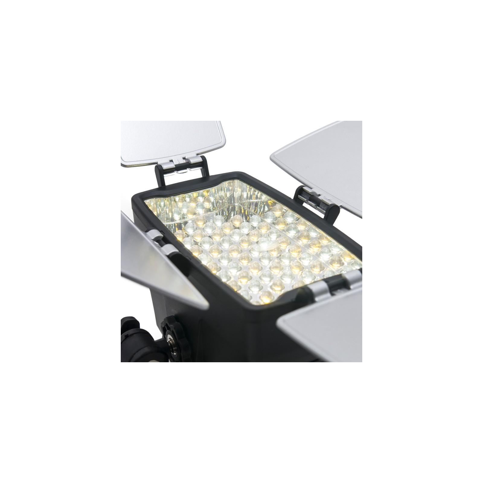 Вспышка EXTRADIGITAL Накамерный свет LED-5028 (LED3207) изображение 4