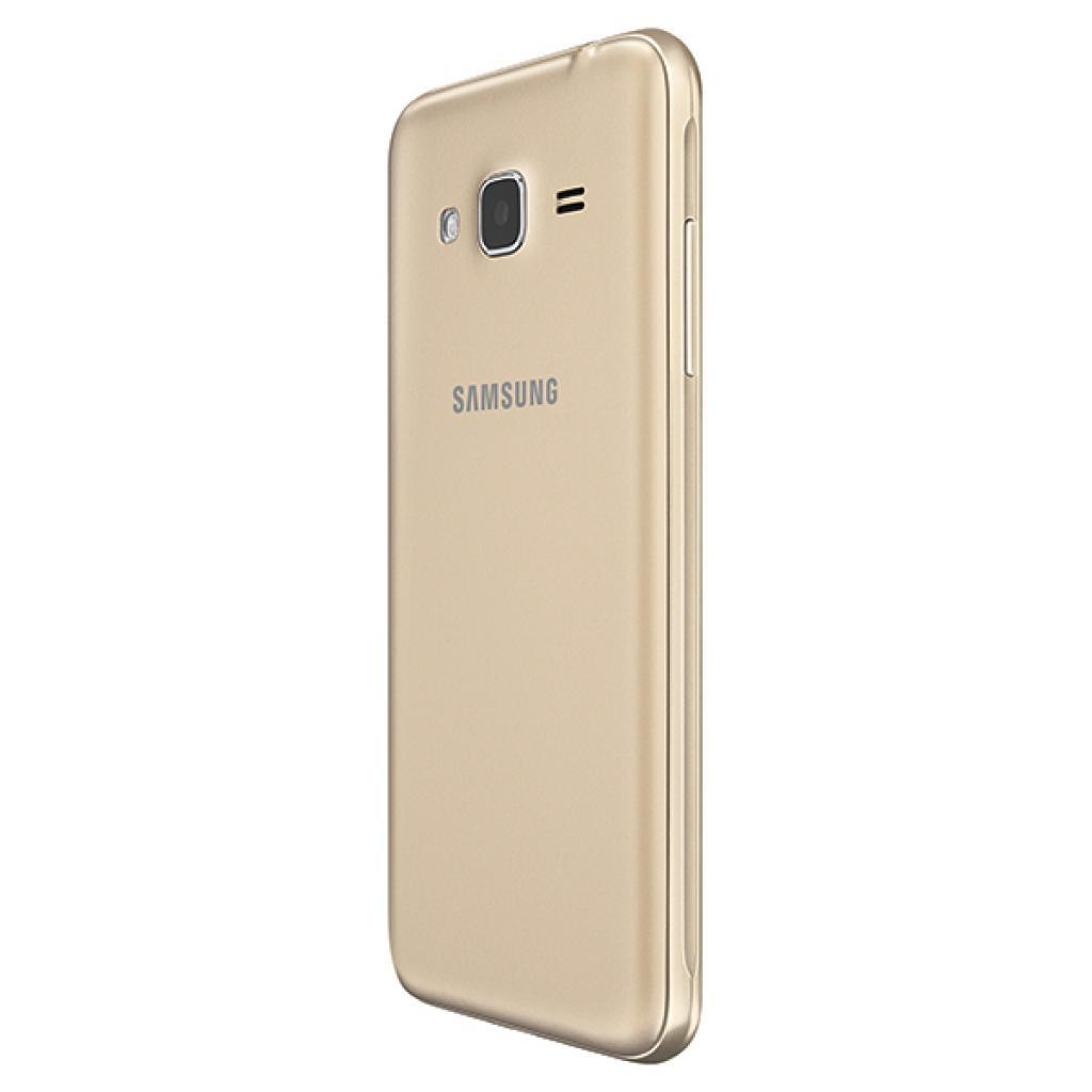 Мобильный телефон Samsung SM-J320H (Galaxy J3 2016 Duos) Gold (SM-J320HZDDSEK) изображение 4