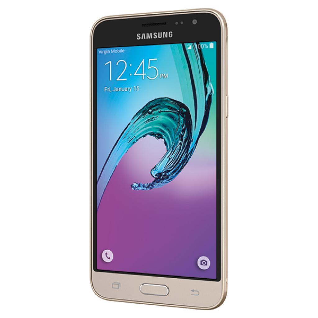 Мобильный телефон Samsung SM-J320H (Galaxy J3 2016 Duos) Gold (SM-J320HZDDSEK) изображение 7