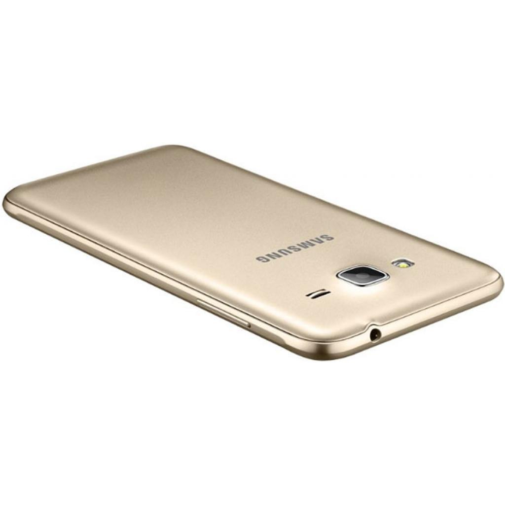 Мобильный телефон Samsung SM-J320H (Galaxy J3 2016 Duos) Gold (SM-J320HZDDSEK) изображение 8