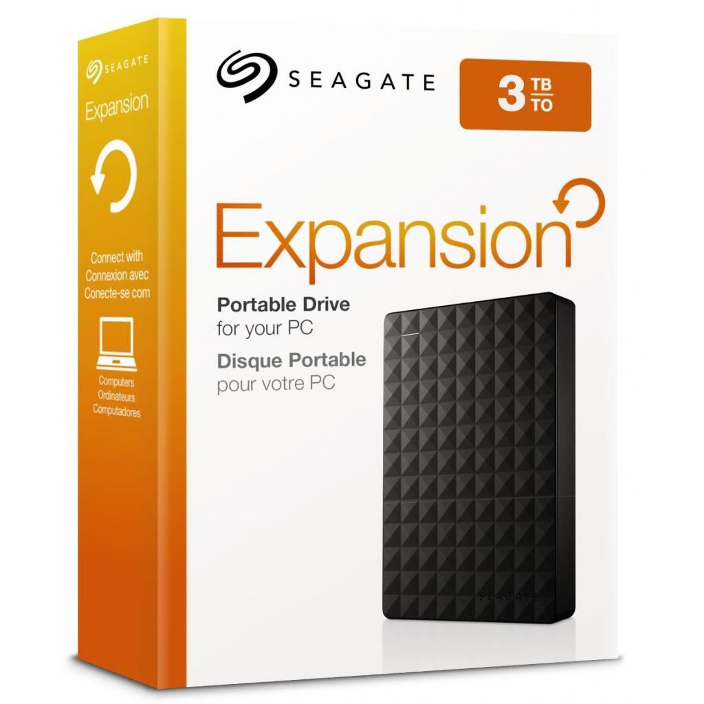 """Внешний жесткий диск 2.5"""" 3TB Seagate (STEA3000400) изображение 8"""