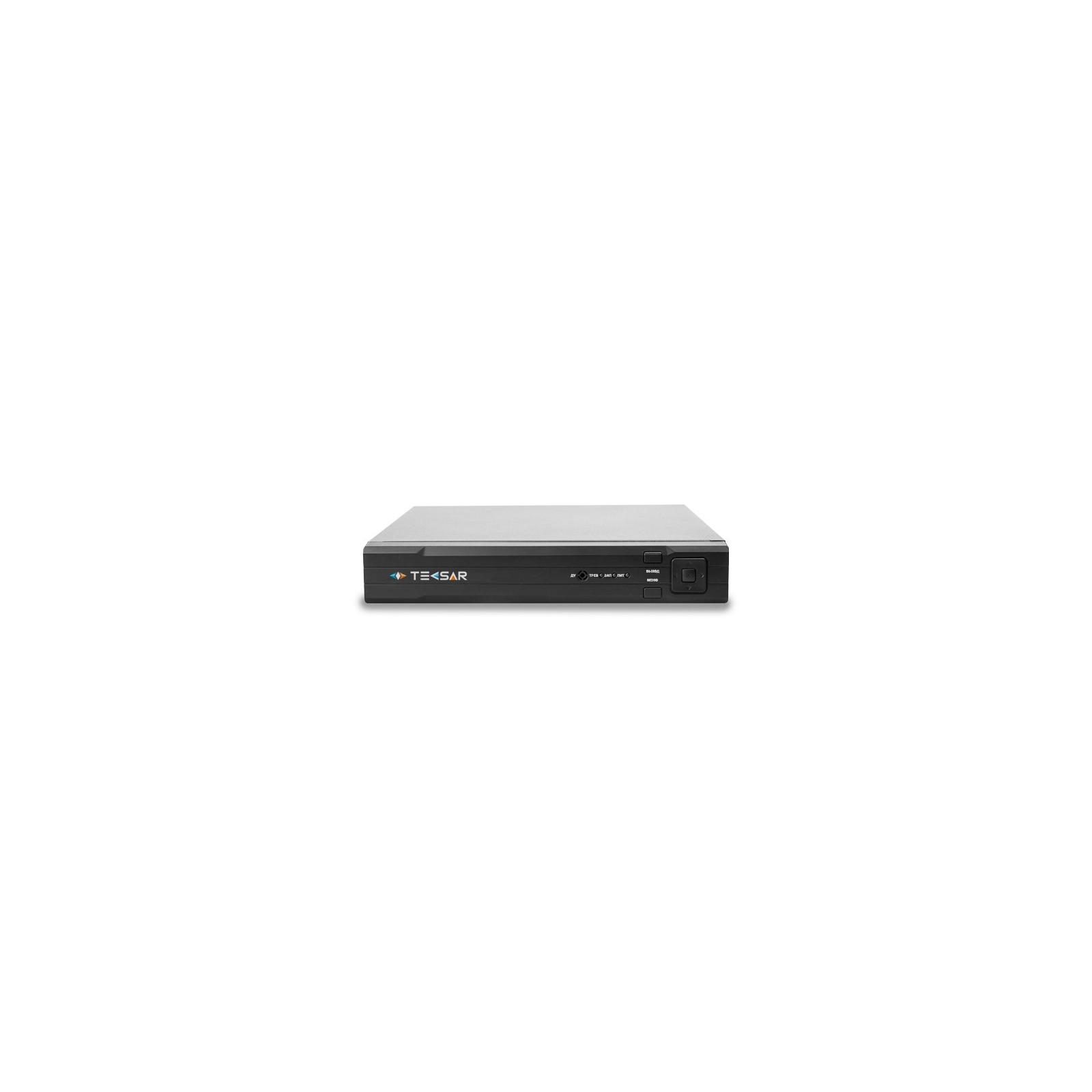 Регистратор для видеонаблюдения Tecsar NVR14-4F0P-H-poe (6734) изображение 2