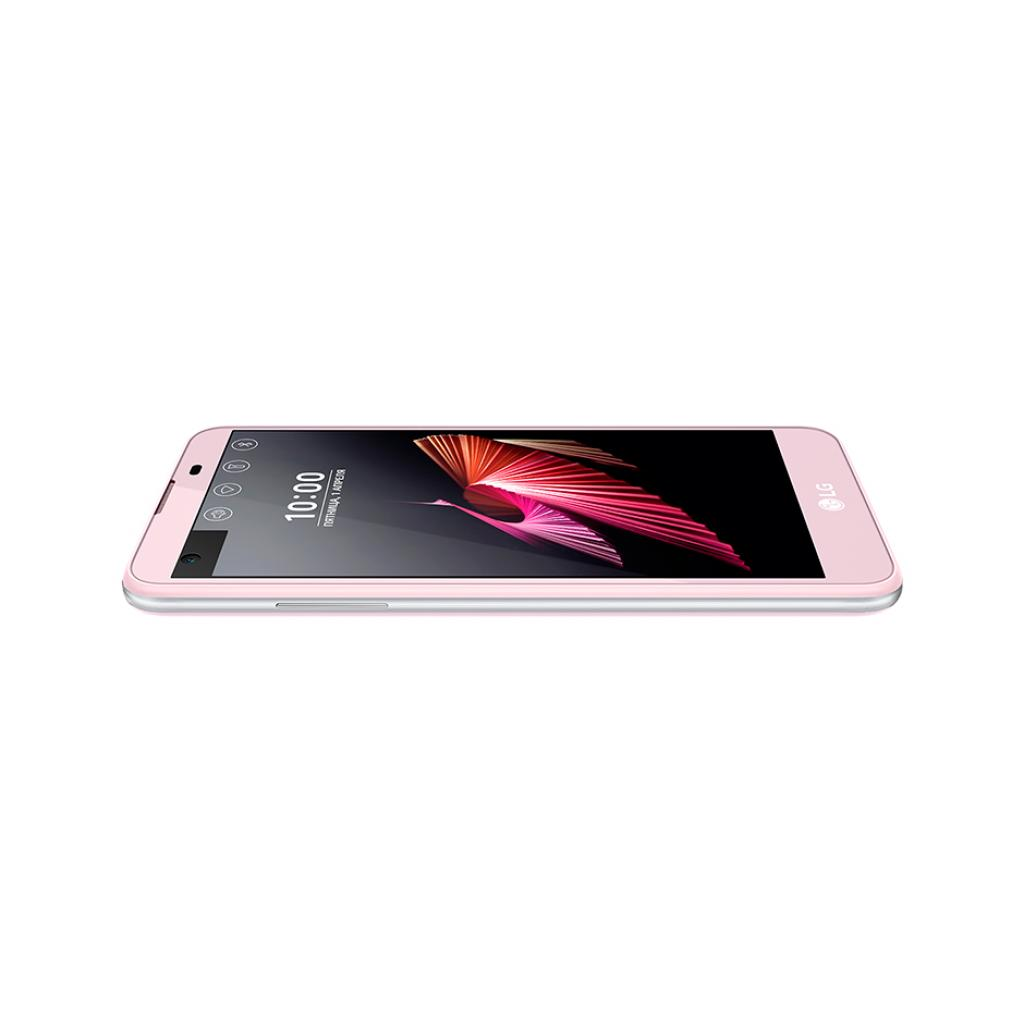 Мобильный телефон LG K500ds (X View) Pink Gold (LGK500ds.ACISPG) изображение 3