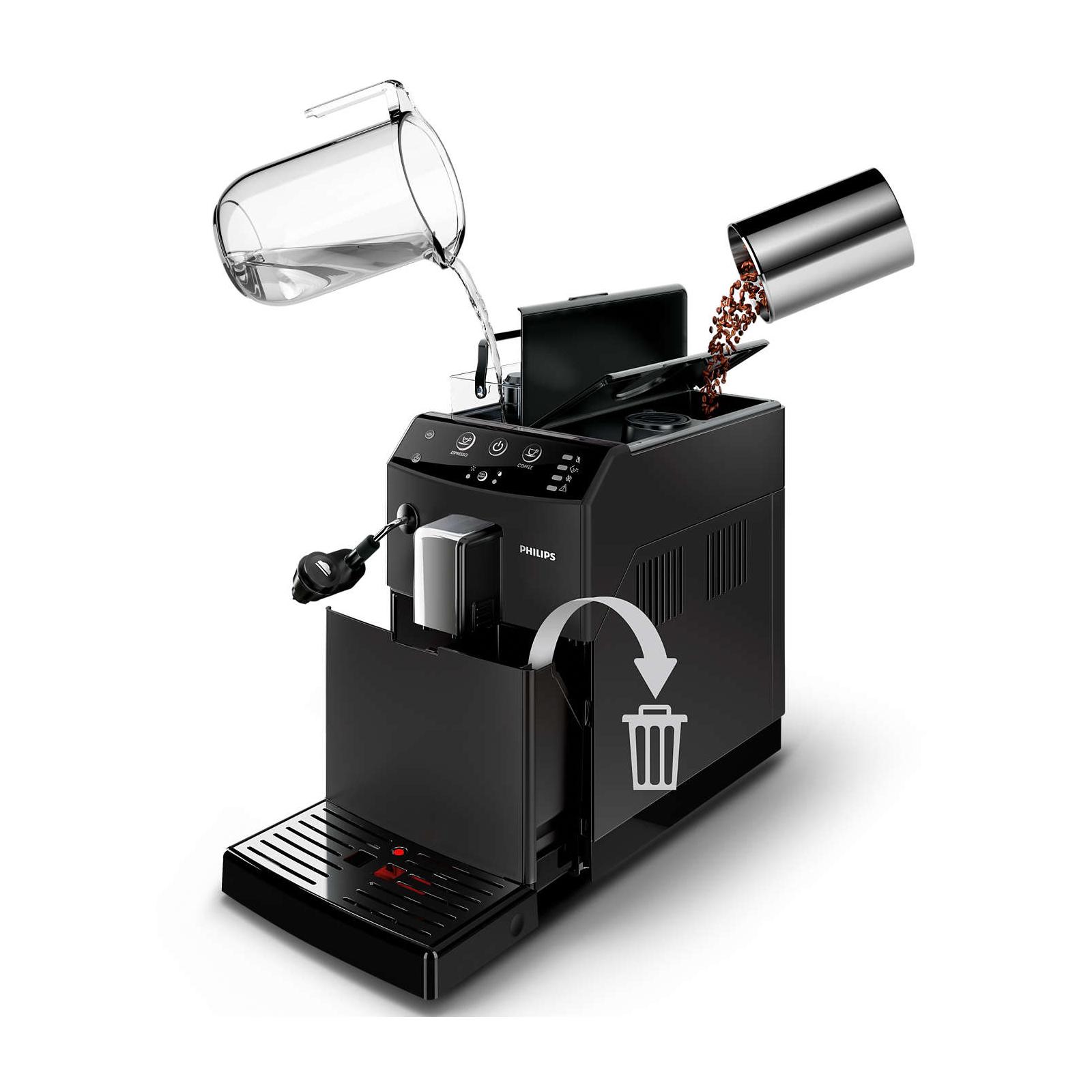 Кофеварка PHILIPS HD 8825/09 (HD8825/09) изображение 6