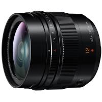 Объектив PANASONIC Micro 4/3 Lens 12mm F1.4 ASPH (H-X012E)