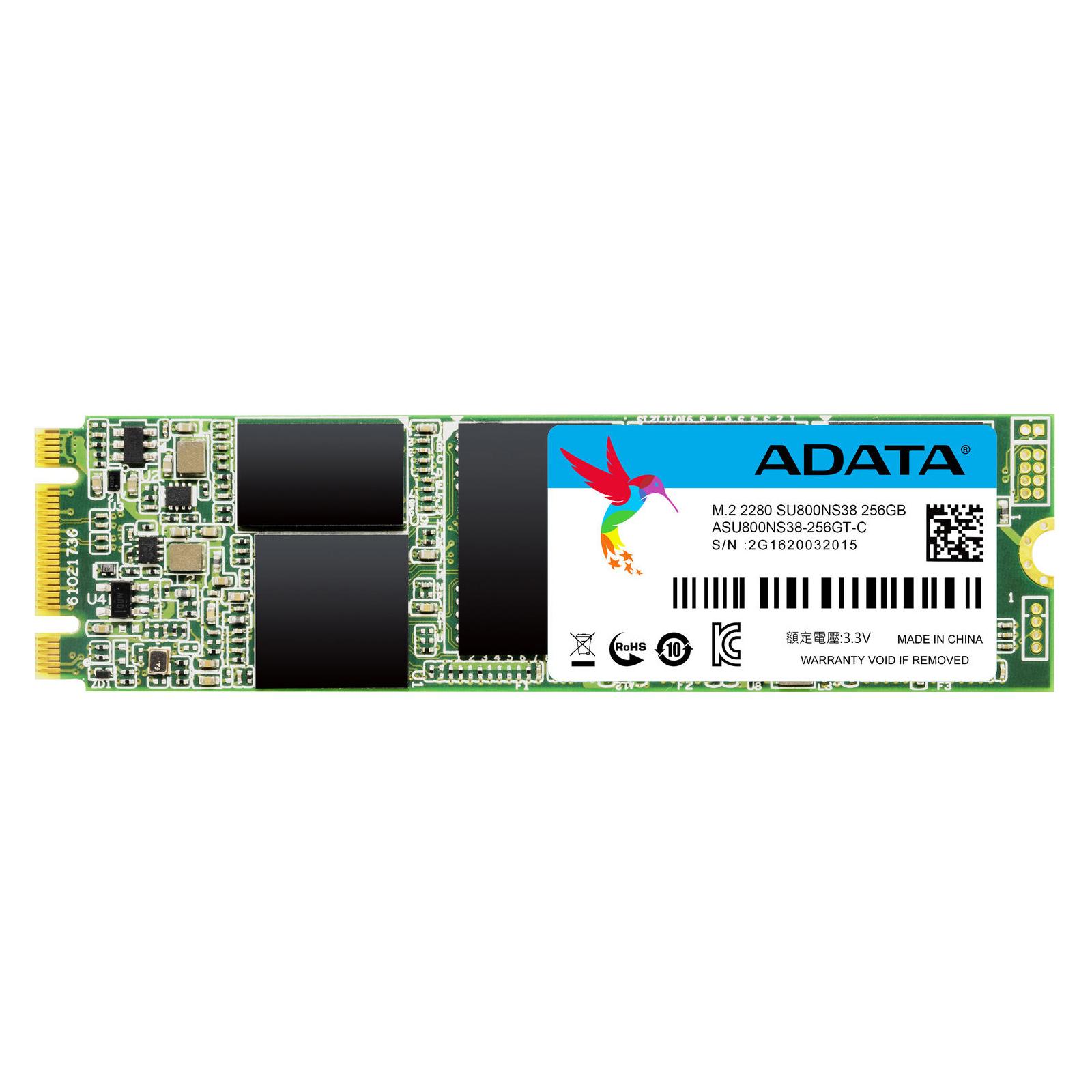 Накопитель SSD M.2 2280 1TB ADATA (ASU800NS38-1TT-C)