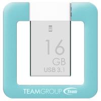 USB флеш накопитель Team 16GB T162 Blue USB 3.1 (TT162316GL01)