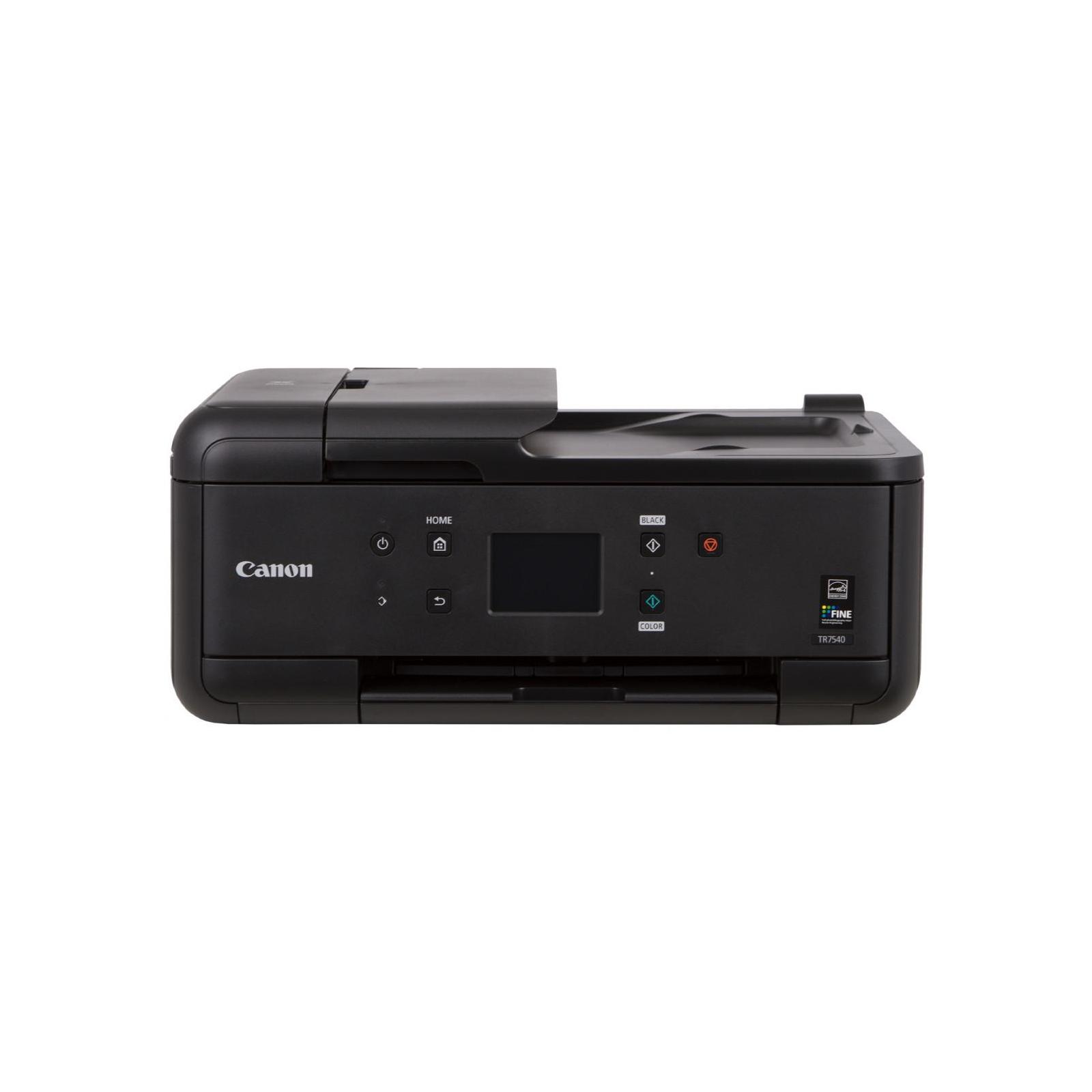Многофункциональное устройство Canon PIXMA TR7540 BLACK (2232C007) изображение 2