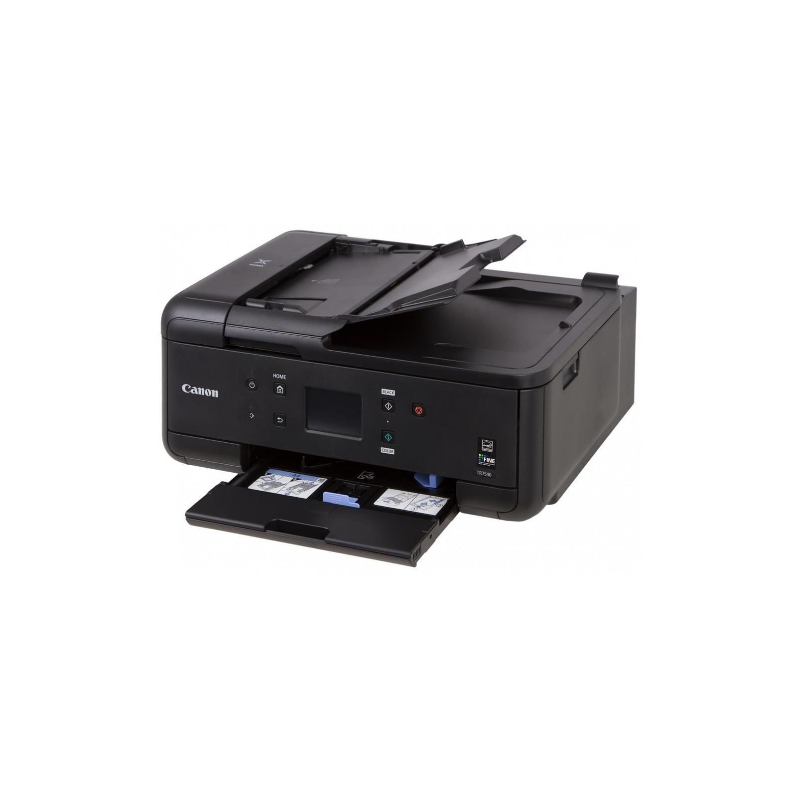 Многофункциональное устройство Canon PIXMA TR7540 BLACK (2232C007) изображение 3