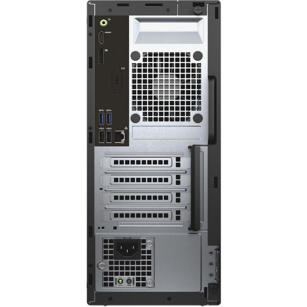 Компьютер Dell OptiPlex 3050 MT S3 (S015O3050MTUCEE_UBU) изображение 4