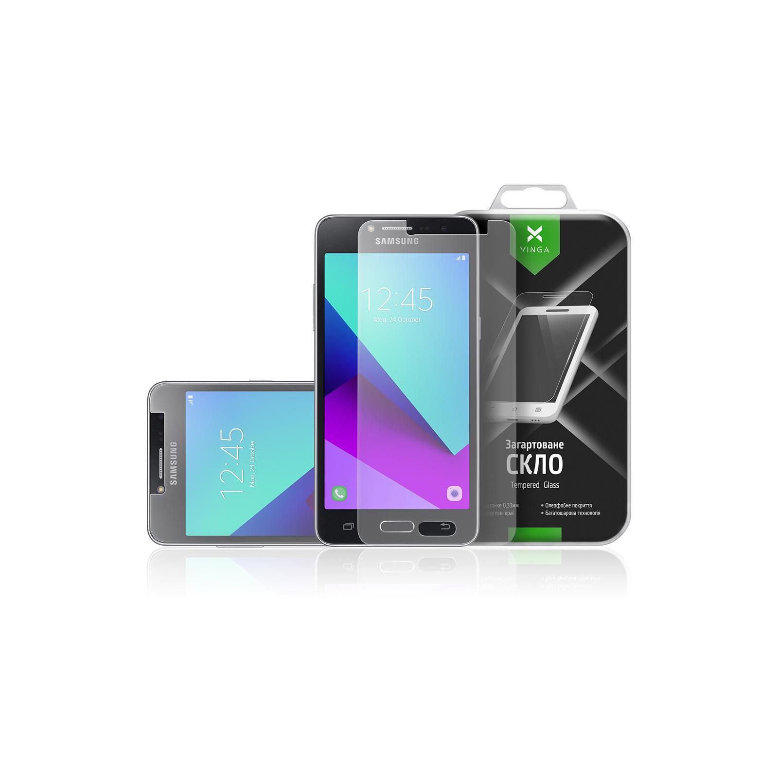 Стекло защитное Vinga для Samsung Galaxy J2 Prime (2018) G532 (VTPGS-G532)
