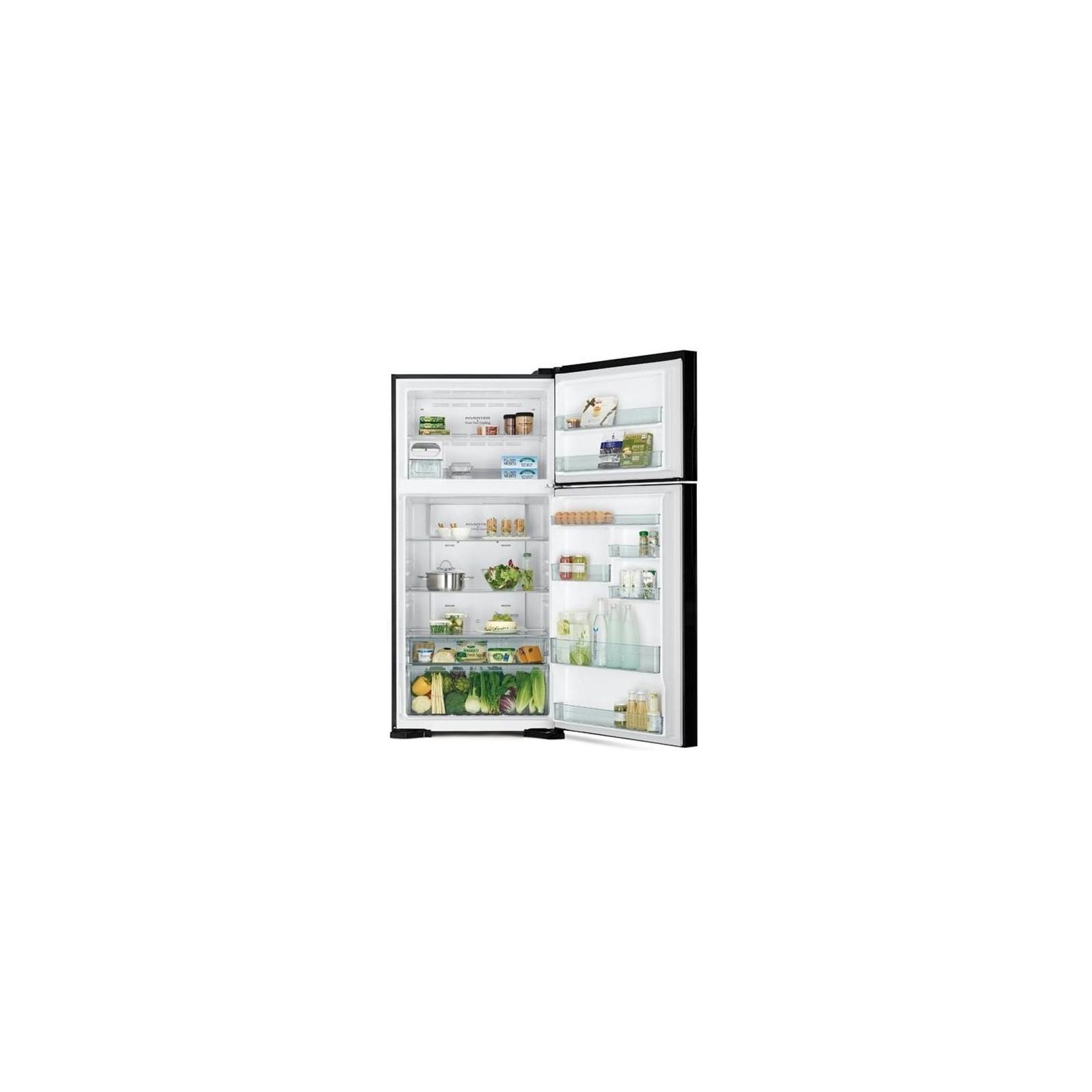 Холодильник Hitachi R-VG660PUC7GBK изображение 3