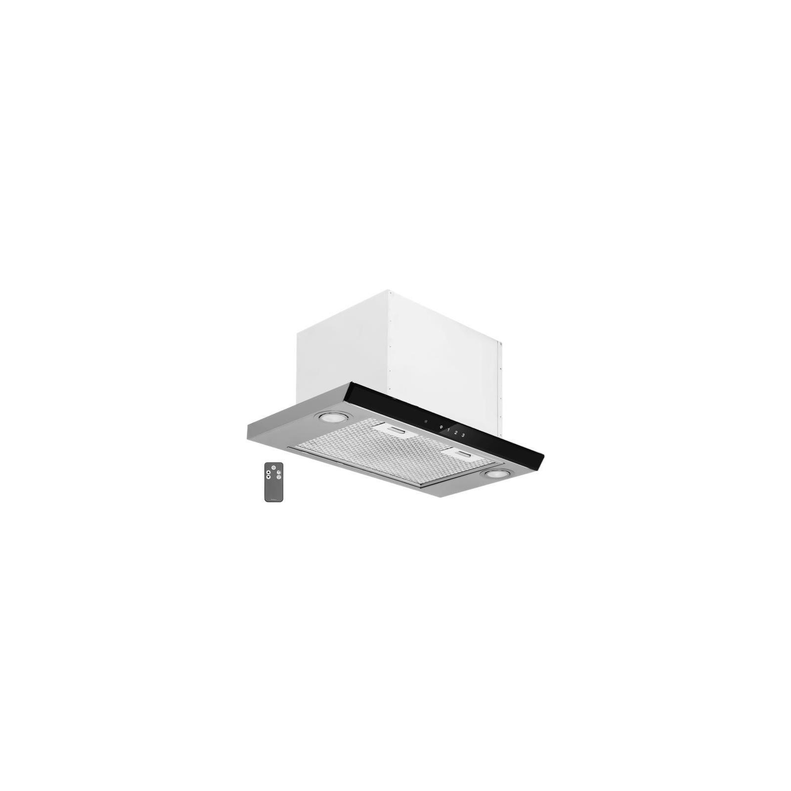 Вытяжка кухонная ZIRTAL INLINEA 60 BL