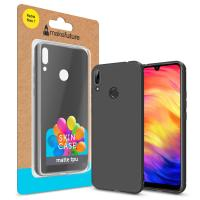Чехол для моб. телефона MakeFuture Skin Case Xiaomi Redmi Note 7 Black (MCSK-XRN7BK)