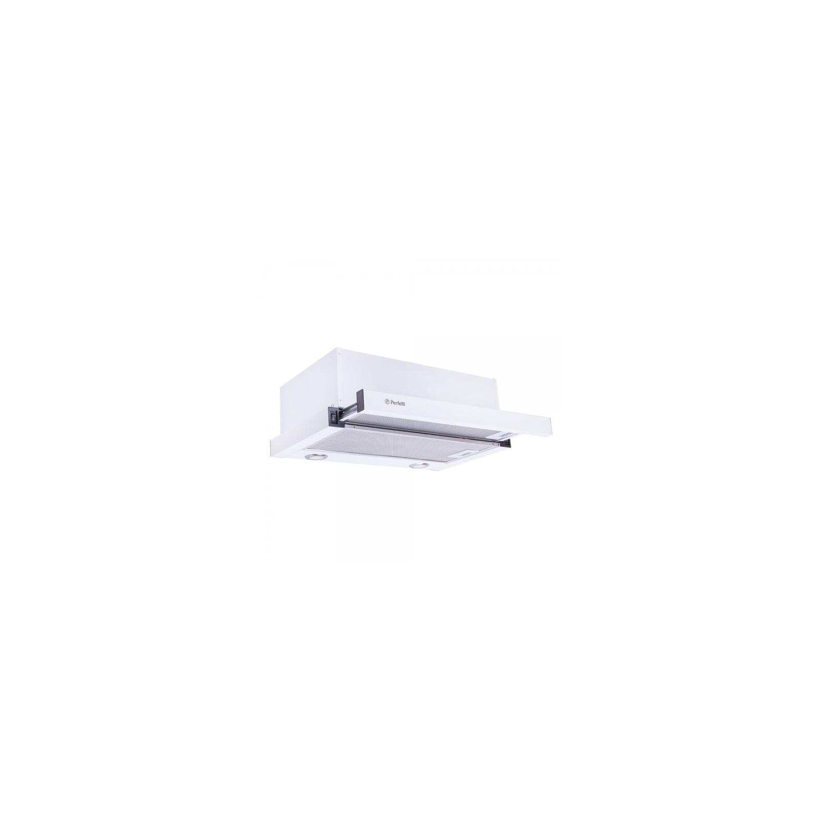 Вытяжка кухонная Perfelli TL 5212 C S/I 650 LED изображение 2