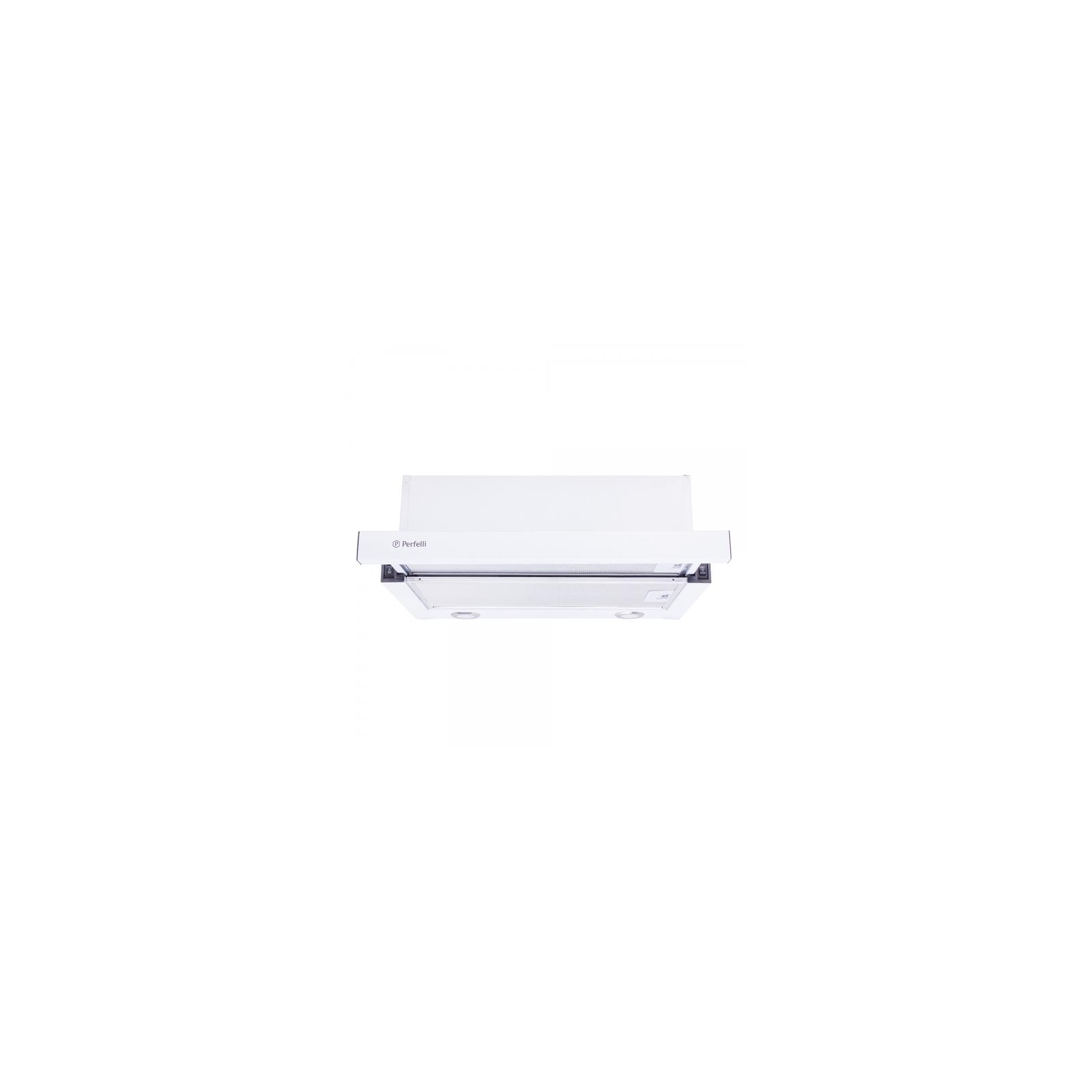 Вытяжка кухонная Perfelli TL 5212 C S/I 650 LED