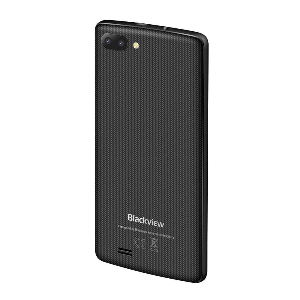 Мобільний телефон Blackview A20 1/8GB Gray (6931548305187) зображення 7