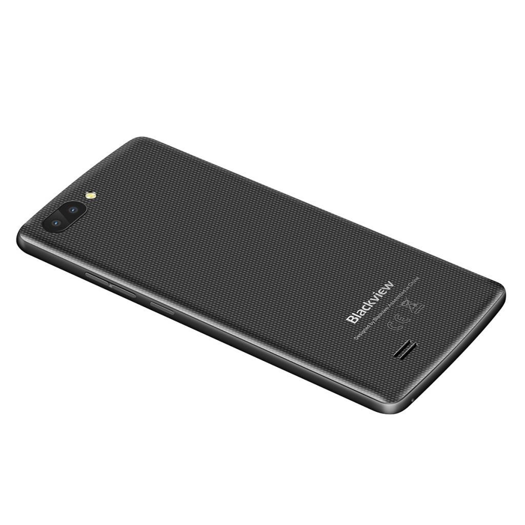 Мобільний телефон Blackview A20 1/8GB Gray (6931548305187) зображення 9