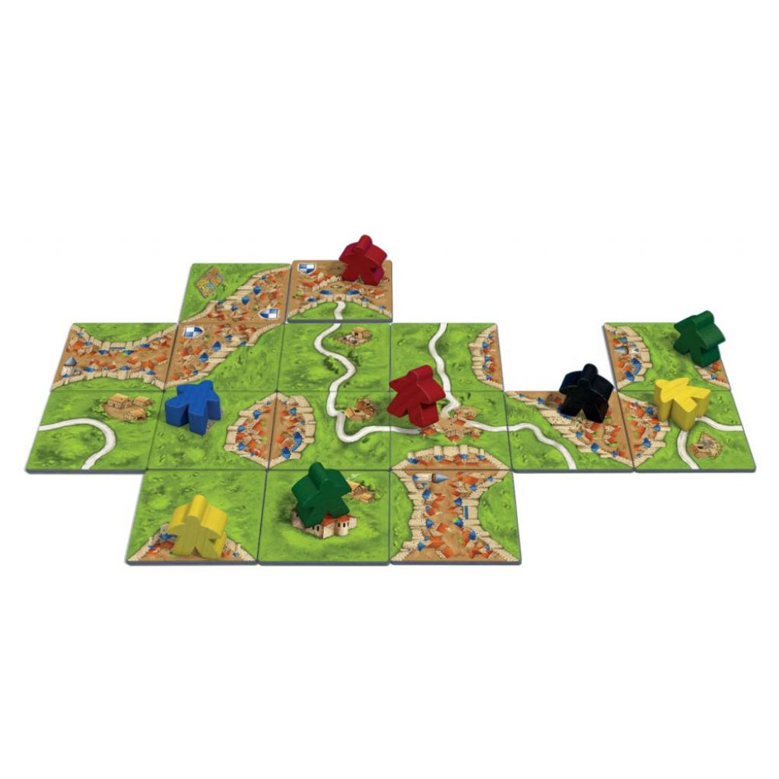 Настольная игра Hobby World Каркассон (2019) (915138) изображение 3