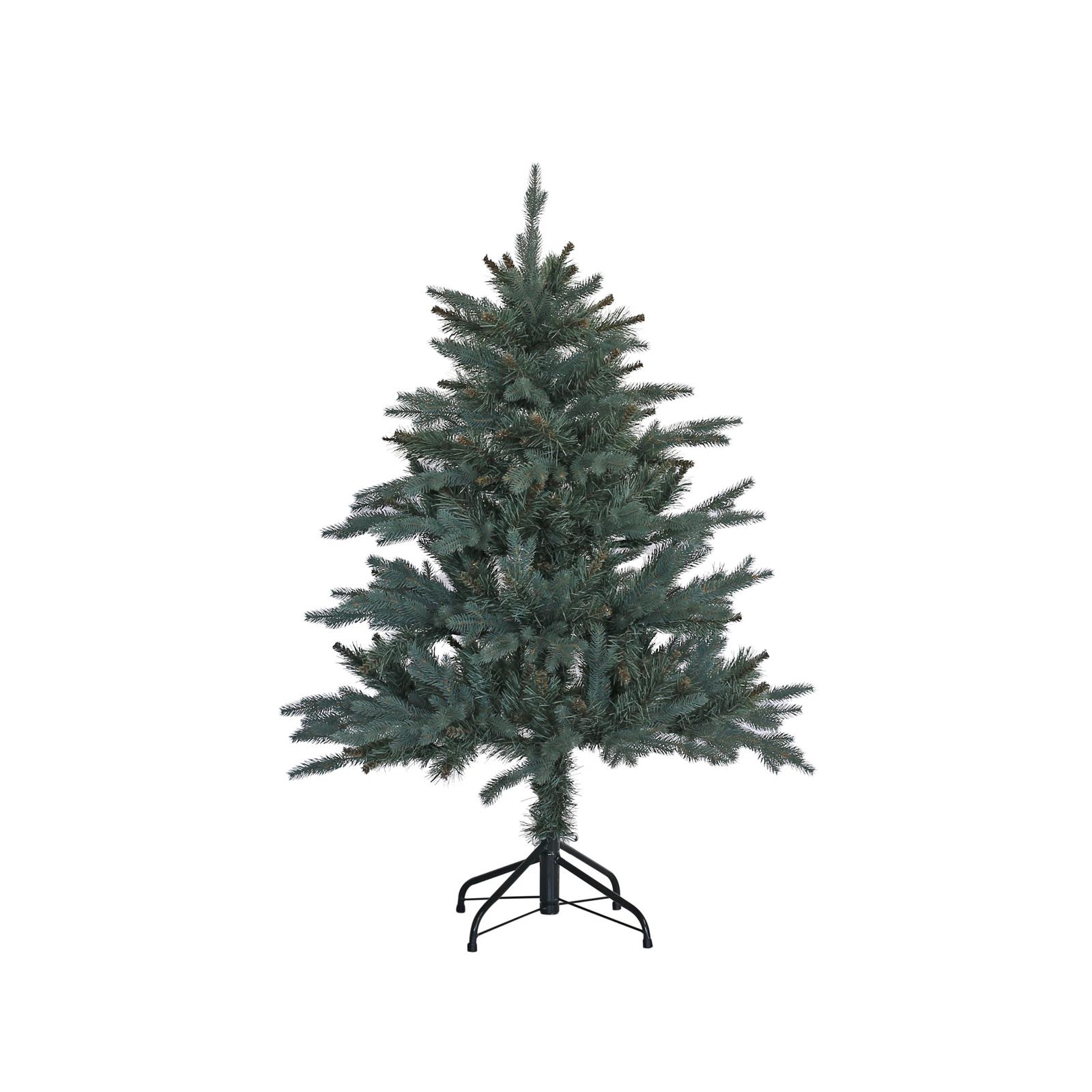 Искусственная елка YES! Fun Ситхинская голубая 1,20 м литая (903533)