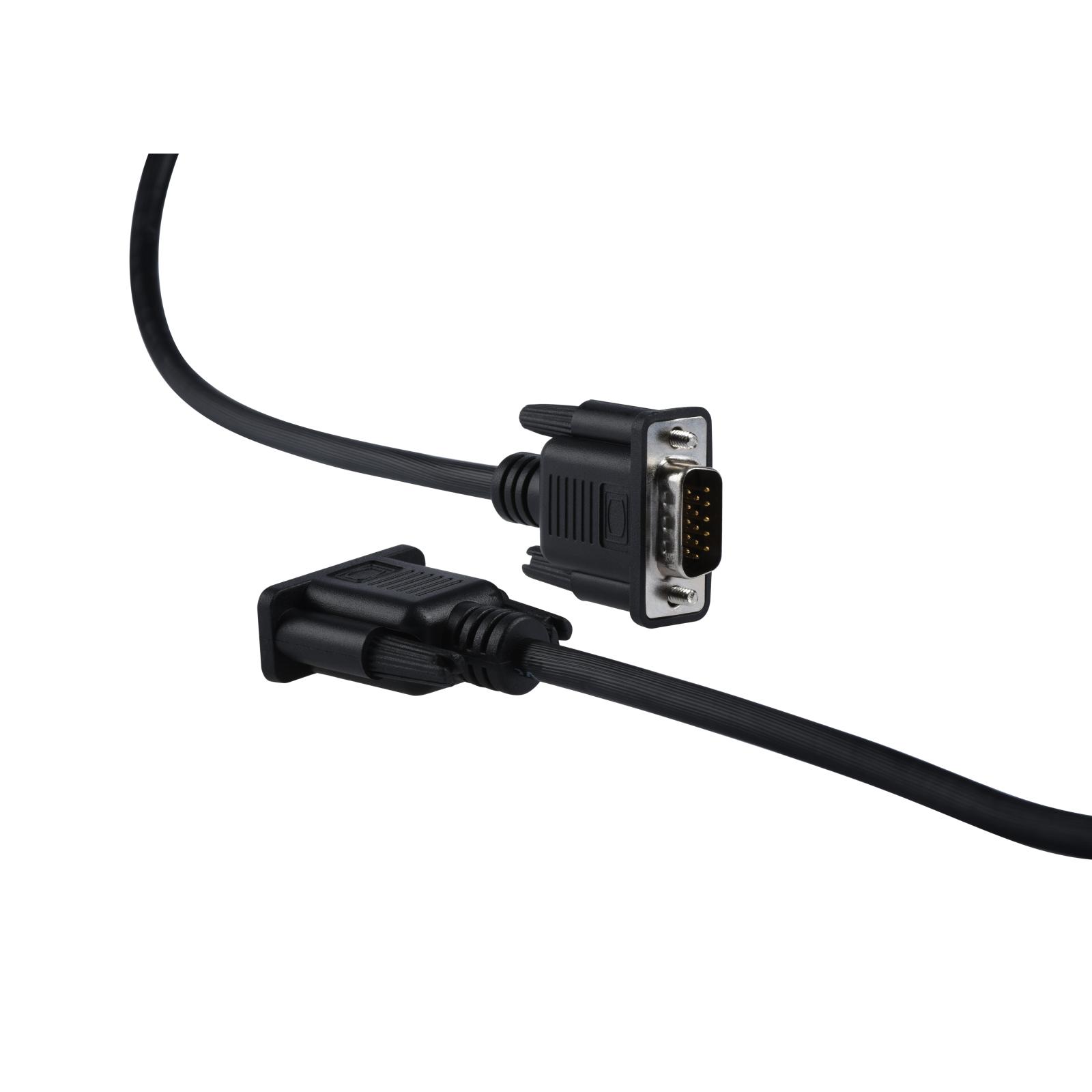 Кабель мультимедийный VGA 1,8m 2E (2E-W1702)