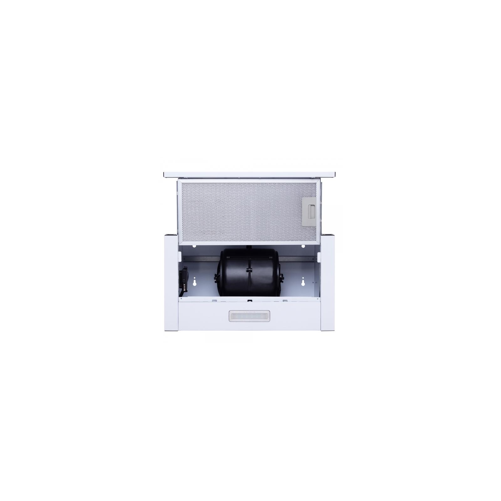 Вытяжка кухонная Minola HTL 5314 WH 750 LED изображение 5