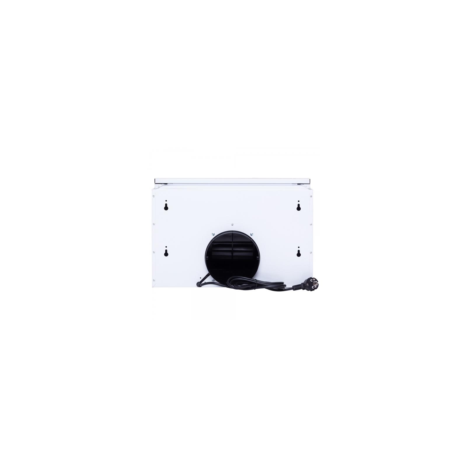Вытяжка кухонная Minola HTL 5314 WH 750 LED изображение 6