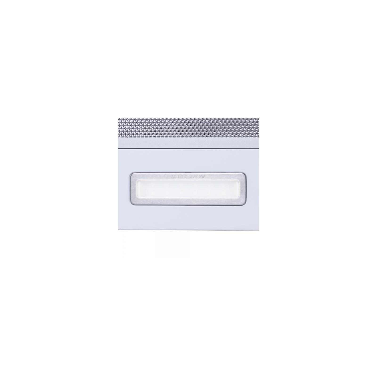 Вытяжка кухонная Minola HTL 5314 WH 750 LED изображение 9