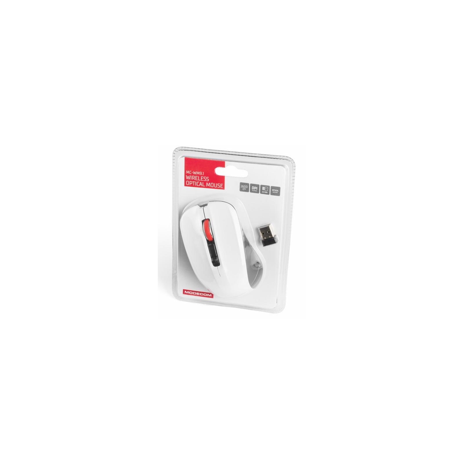 Мышка Modecom MC-M9.1 Wireless Black (M-MC-0WM9.1-100) изображение 5