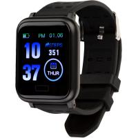 Смарт-часы ATRIX Pro Sport B11 IPS Oximeter Pulse and AD black (swaphb11b)