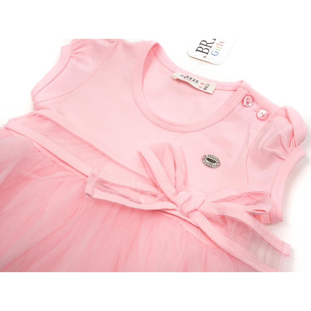 Платье Breeze с фатиновой юбкой (14251-98G-peach) изображение 3
