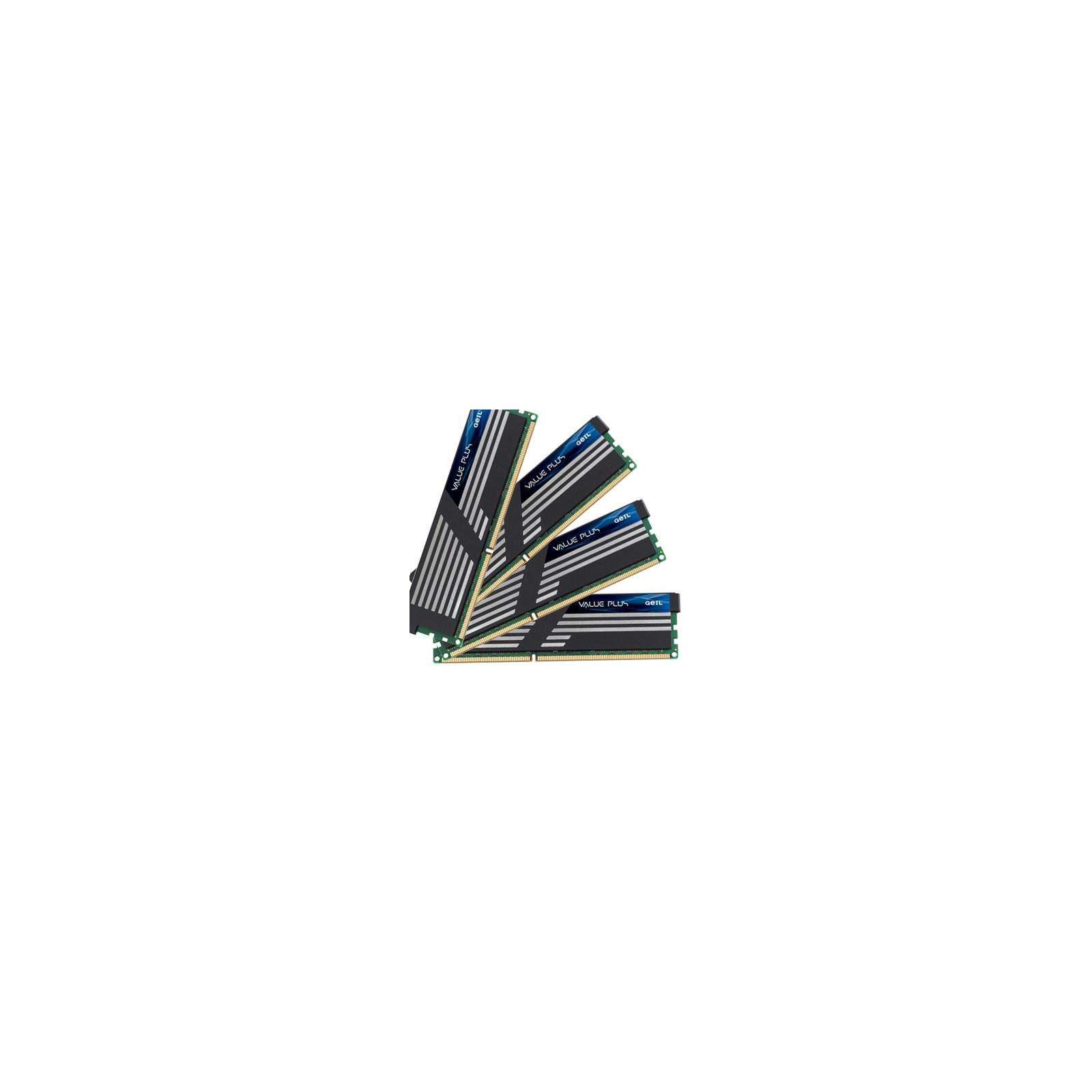 Модуль памяти для компьютера DDR3 8GB (2x4GB) 1600 MHz GEIL (GVP38GB1600C9DC)