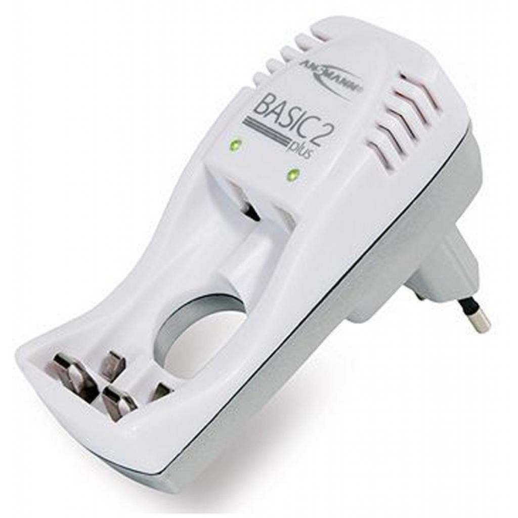 Зарядное устройство для аккумуляторов Basic 2 plus 2*AA/AAA Ansmann (5107563)