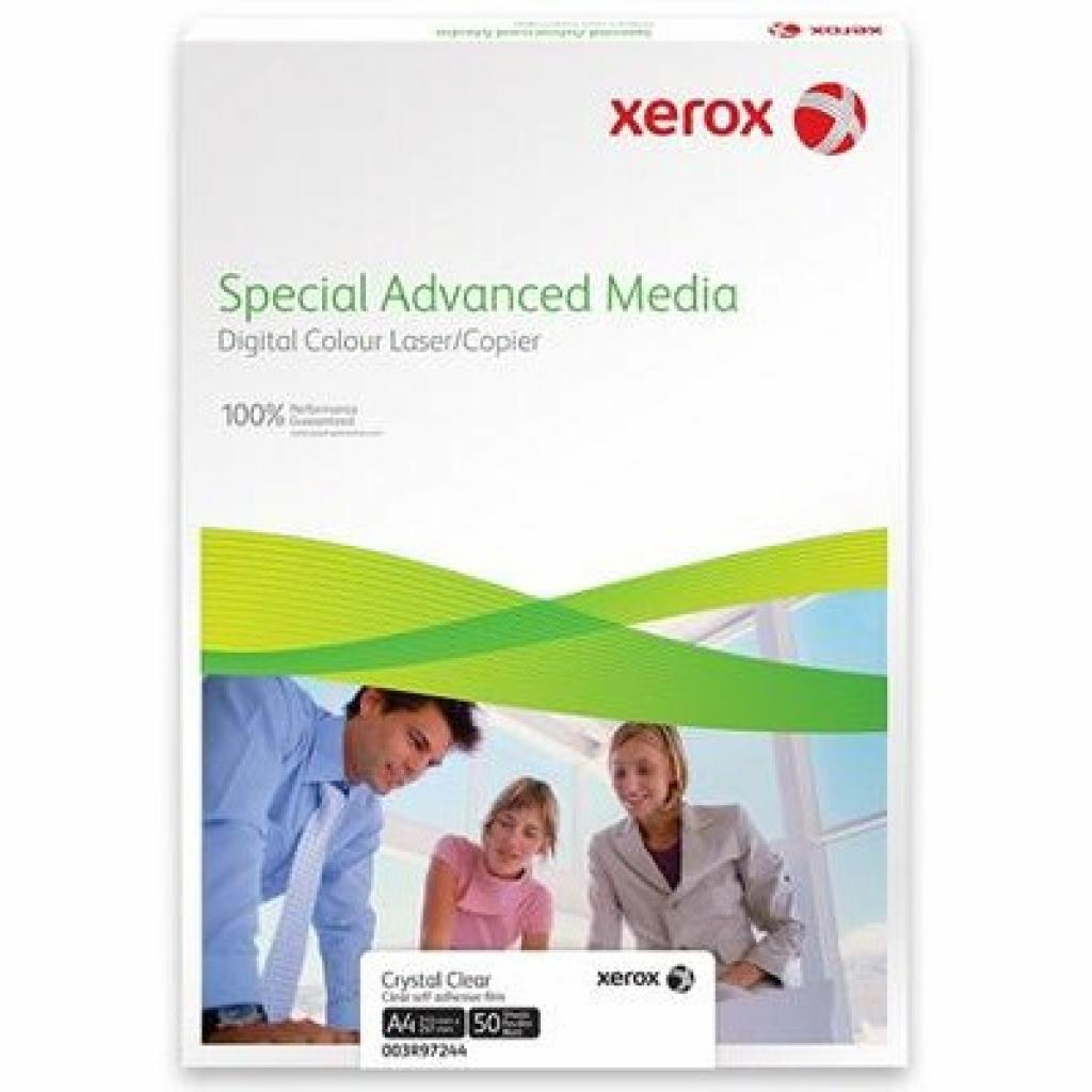 Бумага XEROX A3 Crystal Clear Polyester (003R98006)