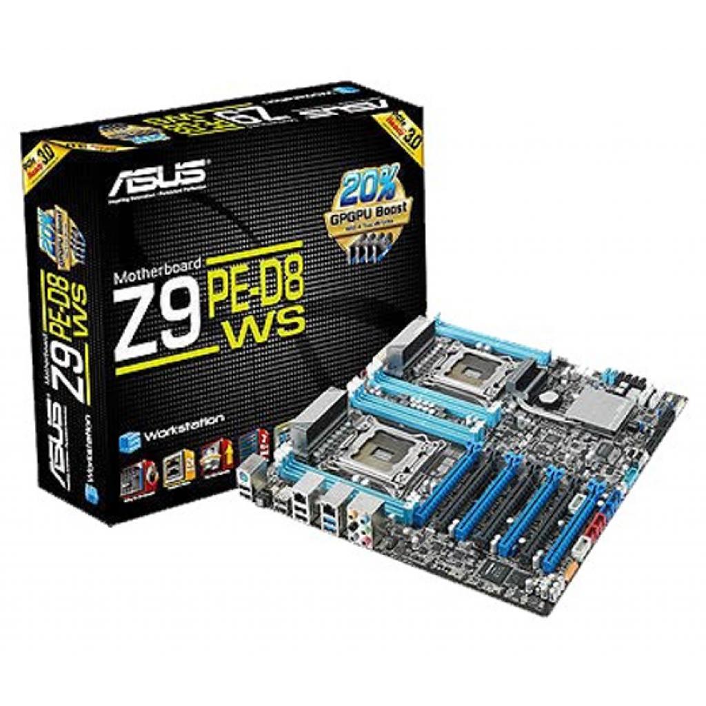 Серверная МП ASUS Z9PE-D8 WS изображение 4