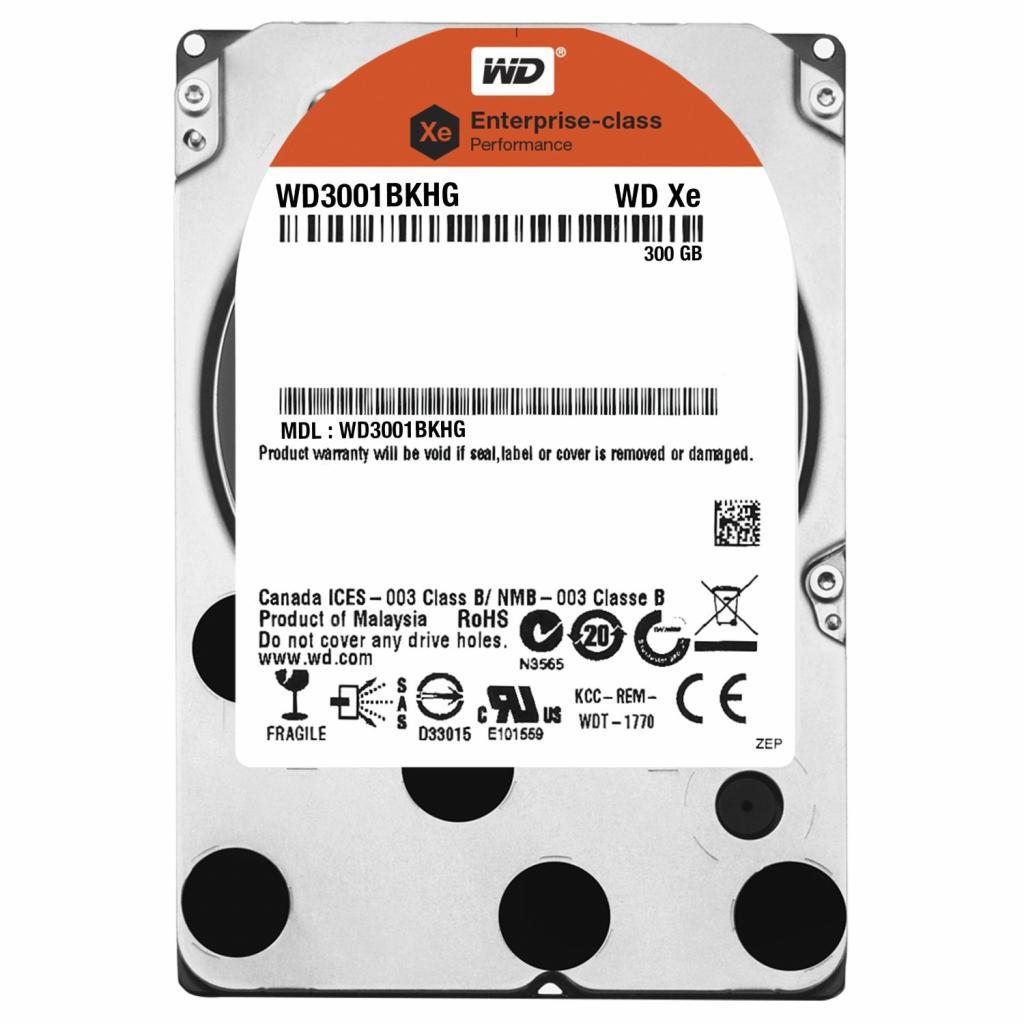 Жесткий диск для сервера 300GB Western Digital (WD3001BKHG)