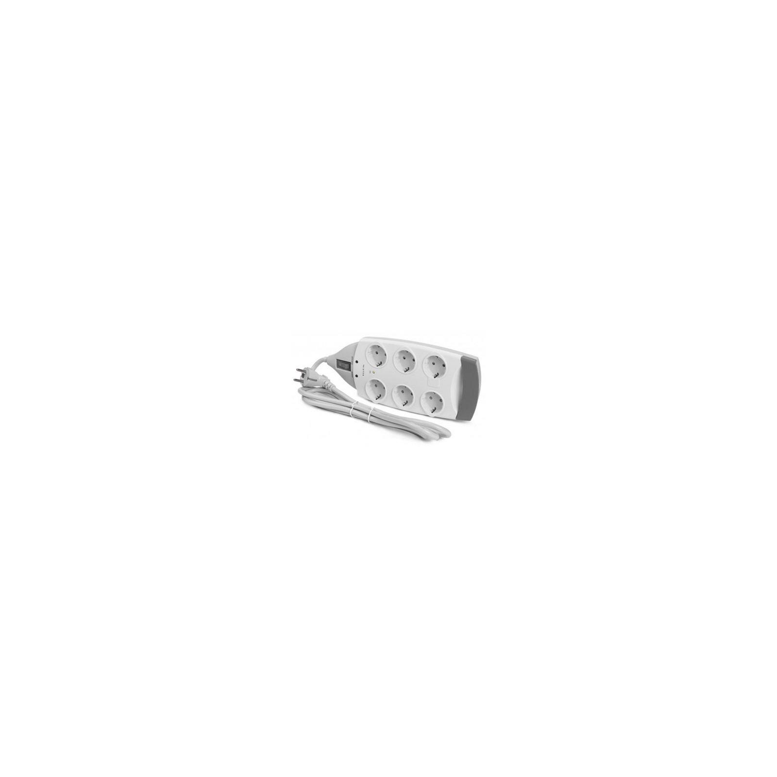 Сетевой фильтр питания Belkin Superior SurgeMaster 2м (F9S600EN2M)