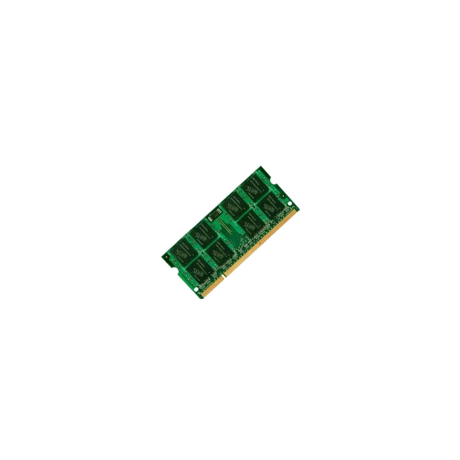Модуль памяти для ноутбука SoDIMM DDR3 4GB 1600 MHz GEIL (GS34GB1600C11SC)