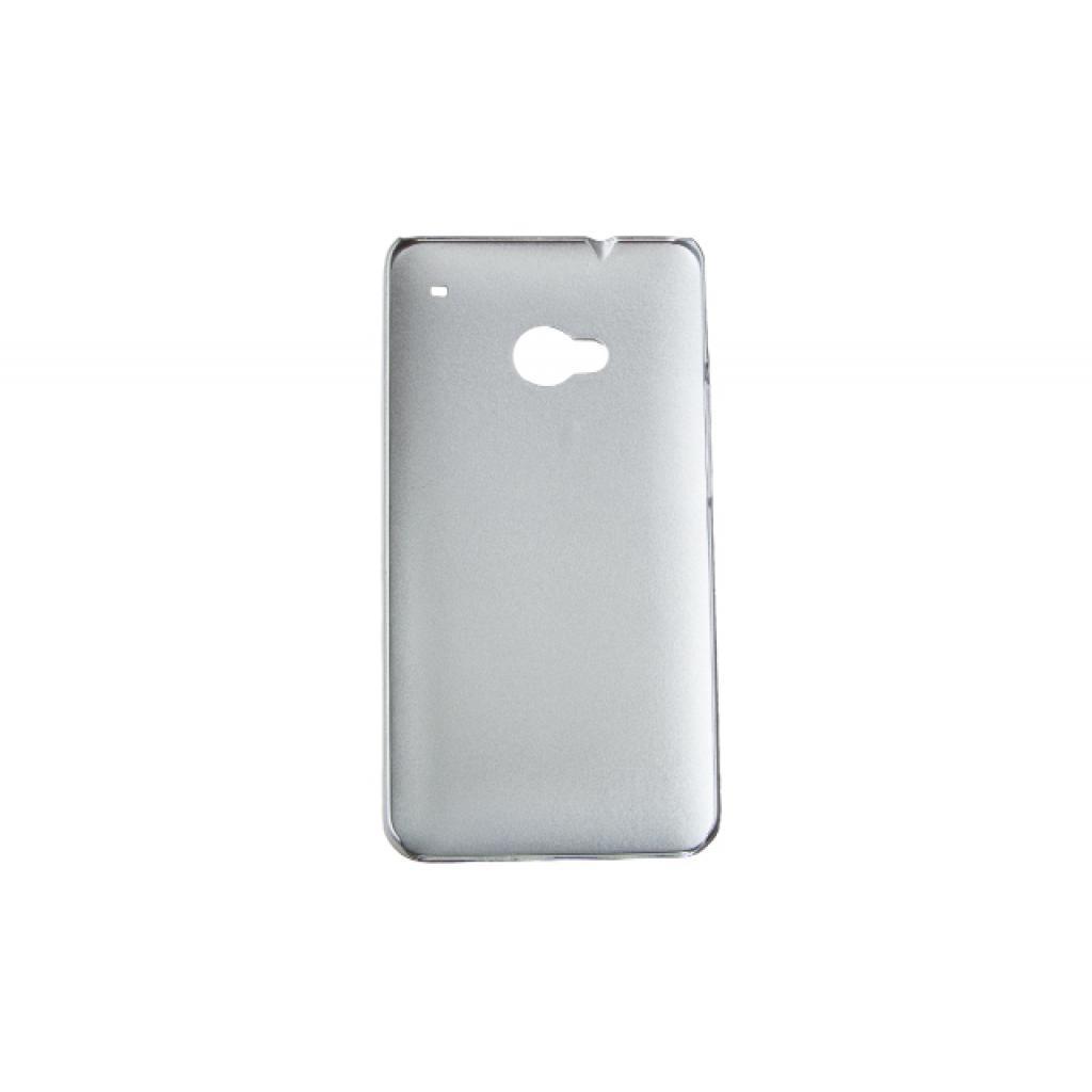 Чехол для моб. телефона Drobak для HTC One /Aluminium Panel Brown (218822) изображение 2