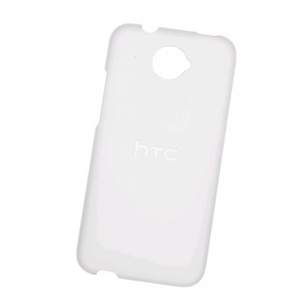 Чехол для моб. телефона Mobiking HTC Desire SV (T326e) White/Silicon (22171)