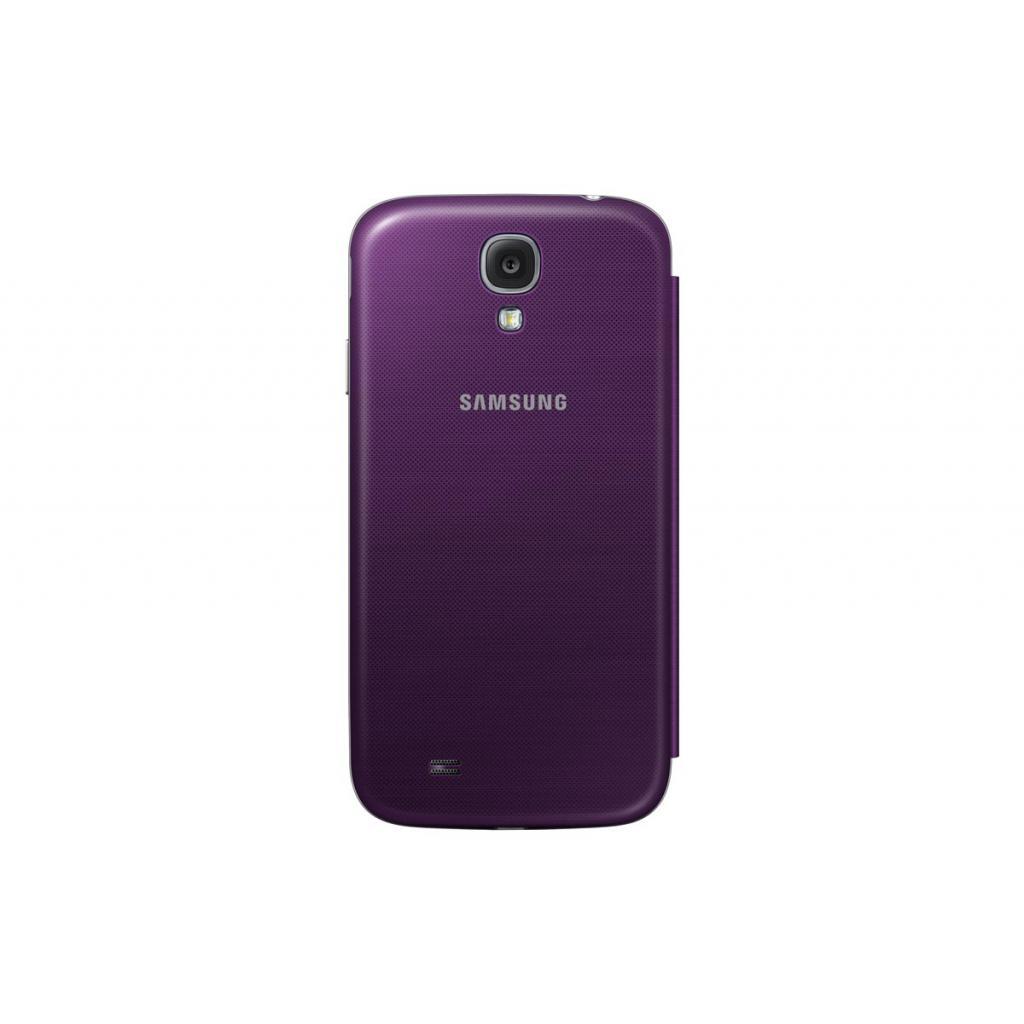 Чехол для моб. телефона Samsung I9500 Galaxy S4/Sirius Purple/S View Cover (EF-CI950BVEGWW) изображение 3