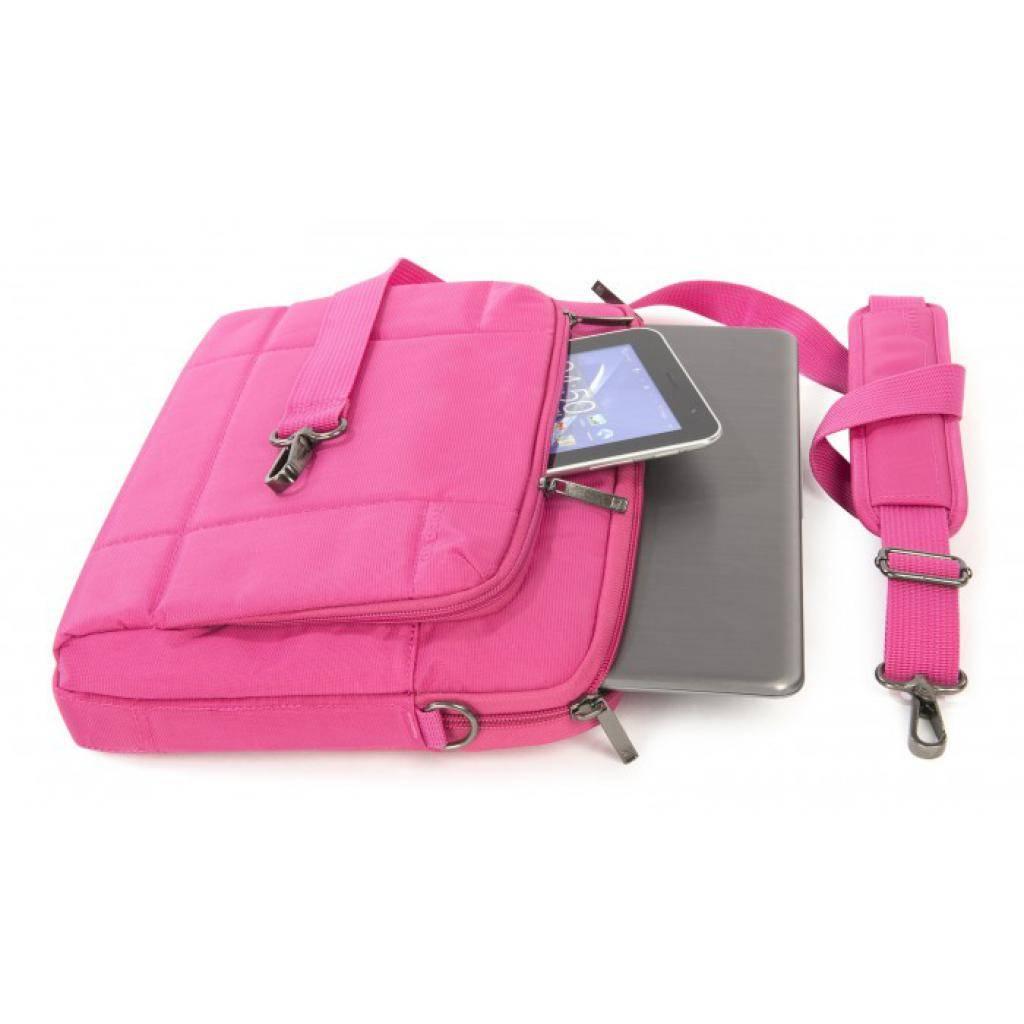 """Сумка для ноутбука Tucano 13""""+ iPad One Slim /Fucsia (BFON13-F) изображение 3"""