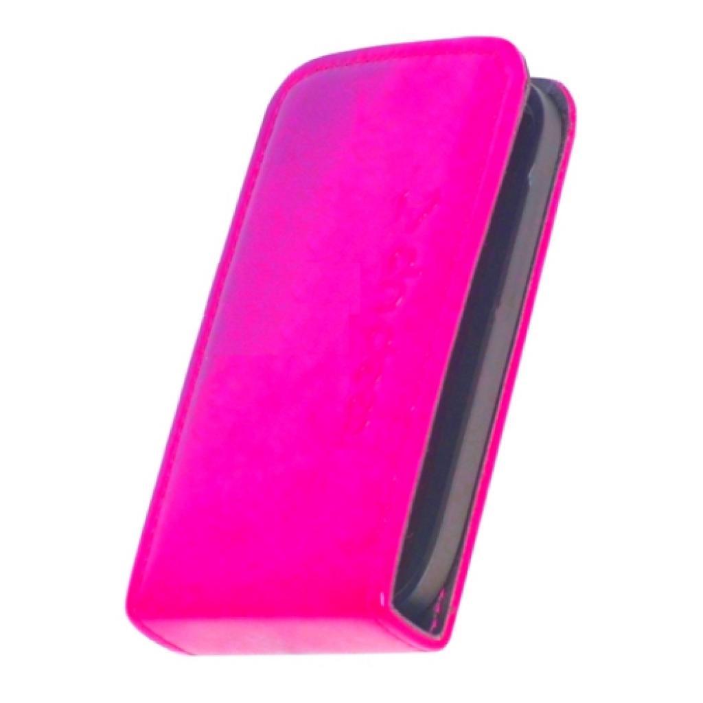 Чехол для моб. телефона KeepUp для Samsung S5660 Galaxy Gio Pink rabat/FLIP (00-00003988) изображение 2