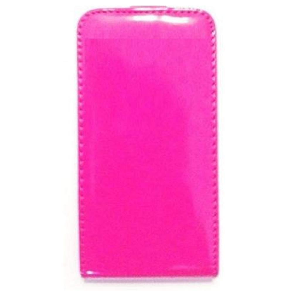 Чехол для моб. телефона KeepUp для Samsung S5660 Galaxy Gio Pink rabat/FLIP (00-00003988)