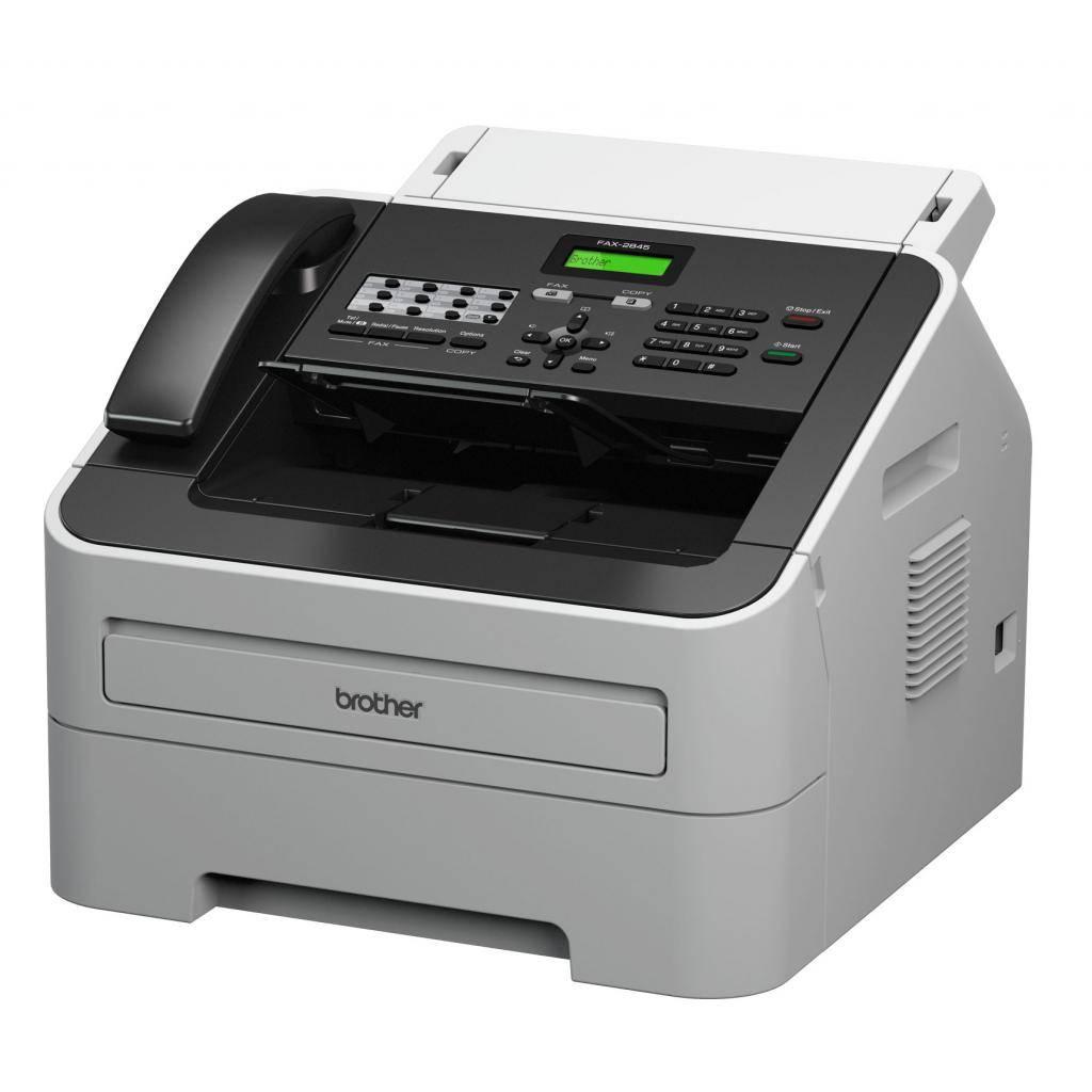 Факсимильный аппарат Brother FAX2845R1 изображение 2