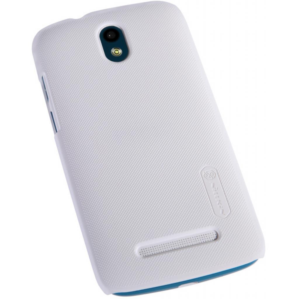 Чехол для моб. телефона NILLKIN для HTC Desire 500 /Super Frosted Shield/White (6076980) изображение 2