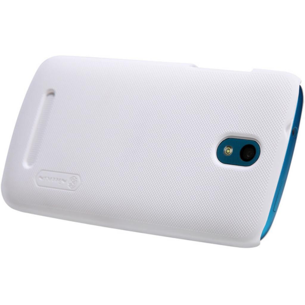 Чехол для моб. телефона NILLKIN для HTC Desire 500 /Super Frosted Shield/White (6076980) изображение 5