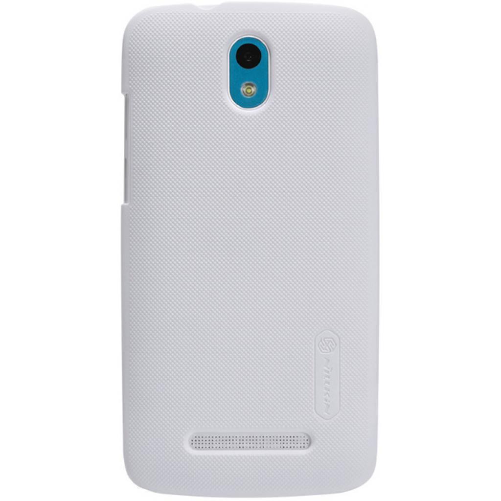 Чехол для моб. телефона NILLKIN для HTC Desire 500 /Super Frosted Shield/White (6076980)