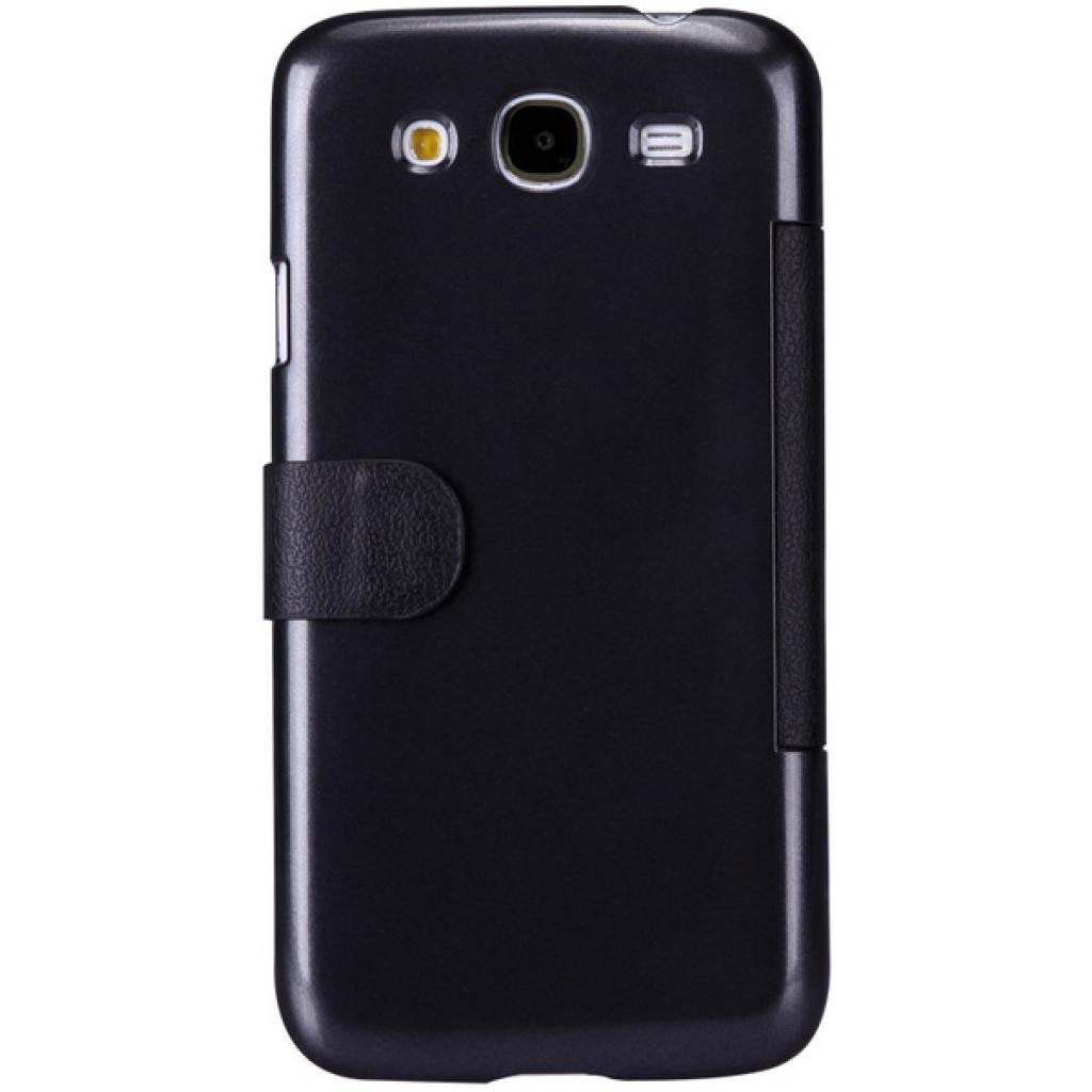 Чехол для моб. телефона NILLKIN для Samsung I9152 /Fresh/ Leather/Black (6076968) изображение 3